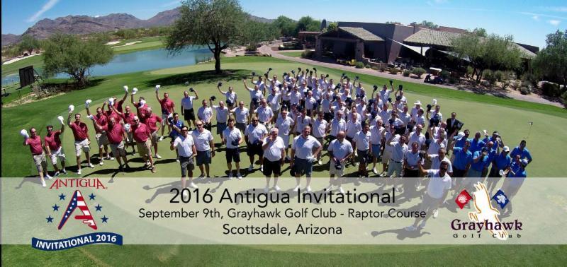 3rd Annual Antigua Invitational Benefits Homeless Arizona Veterans