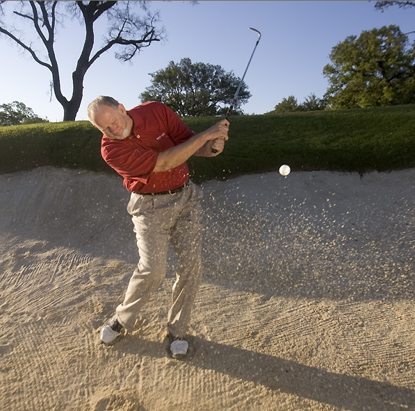 Dave Pelz – Better Sand Play is Easier Than You Think
