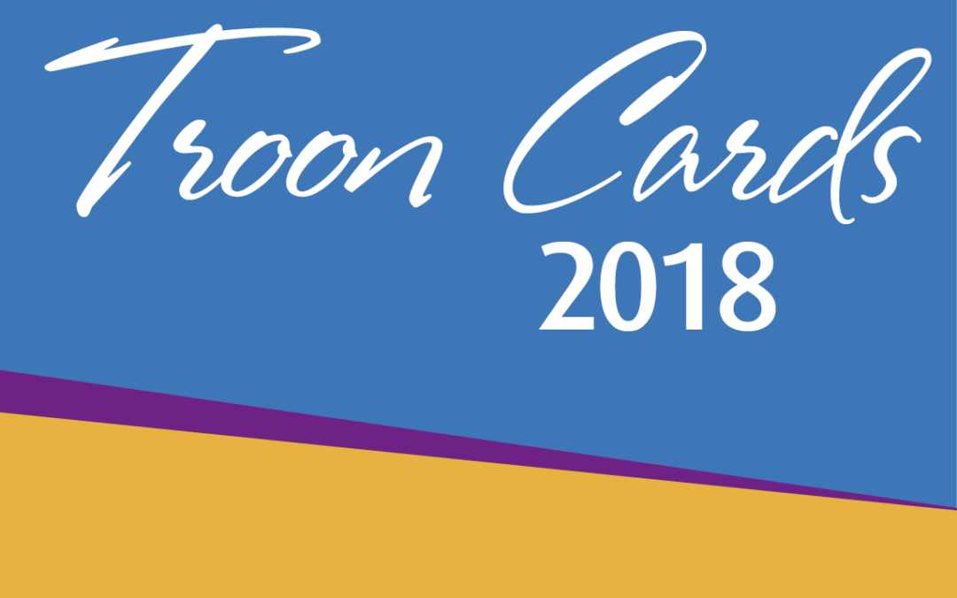 2018 Troon Cards