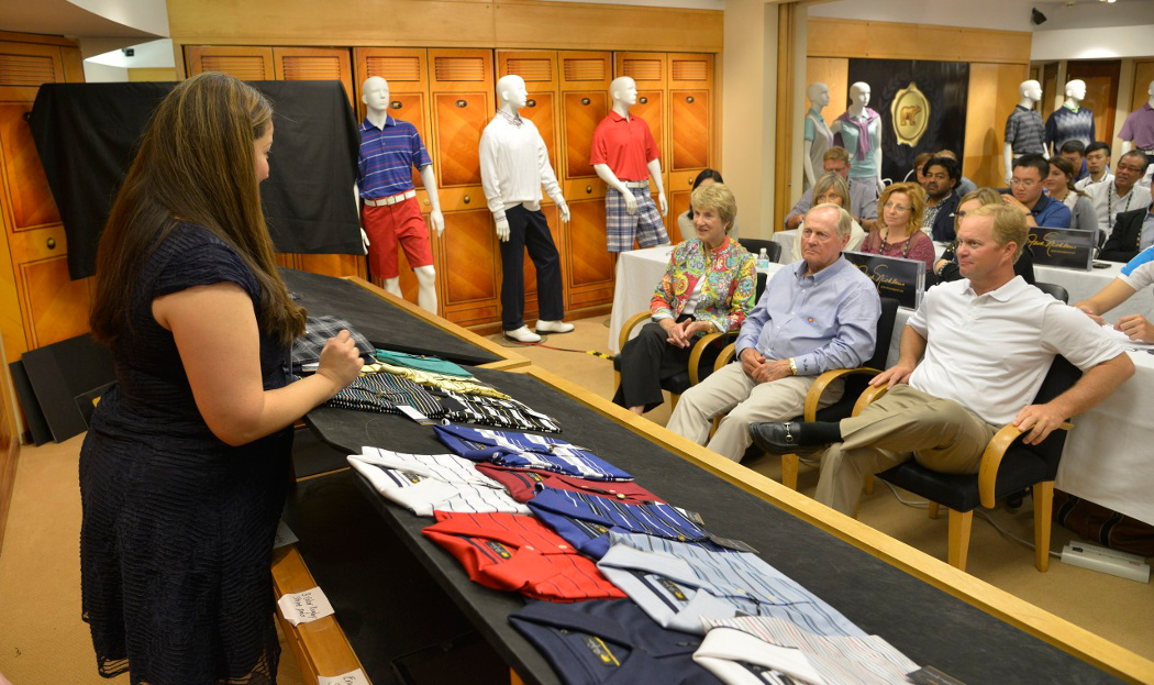 Jack Nicklaus Apparel launches NICKLAUS Collection