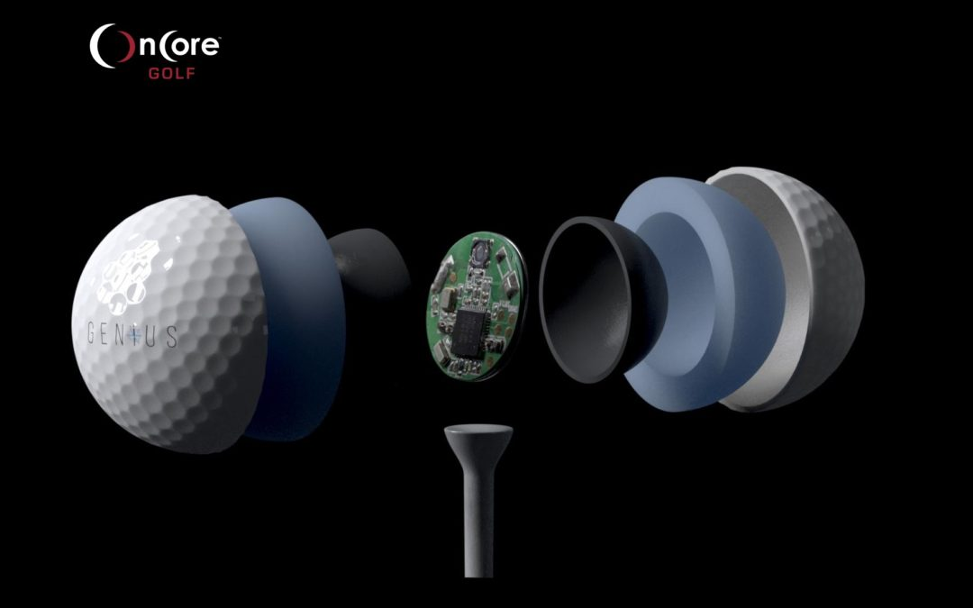 "OnCore Golf Project Launch for ""Smart"" Ball"