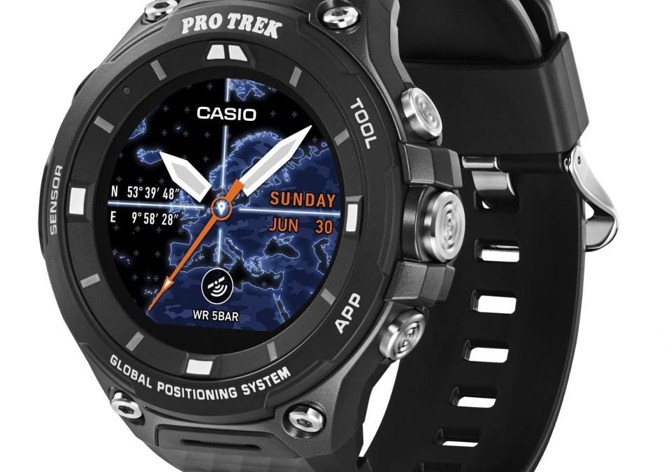 Why Casio's Smart Outdoor Watch Is a Keeper