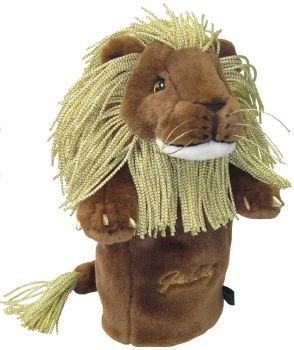 Daphne's Headcovers Partner with Daly on New Lion Headcover