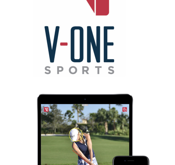 V-One Sports Launches Golf Instruction Solutions for Teaching Professionals