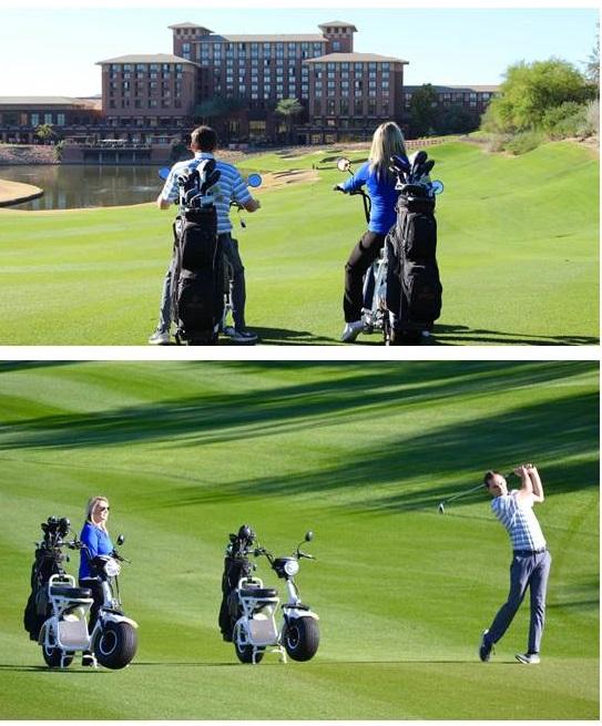 Westin Kierland Golf Club Adds Turfriders