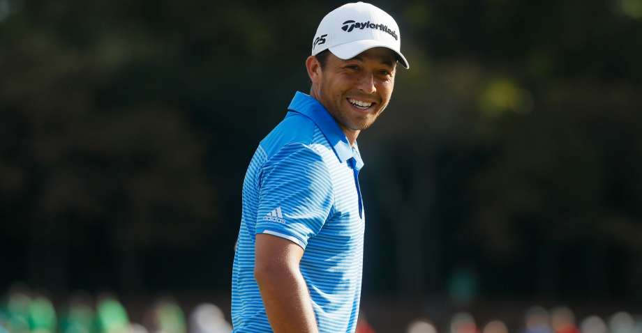 Xander Schauffele Joins Callaway Golf Tour Staff